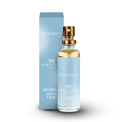 Perfume Elegance Light blue Amakha Paris
