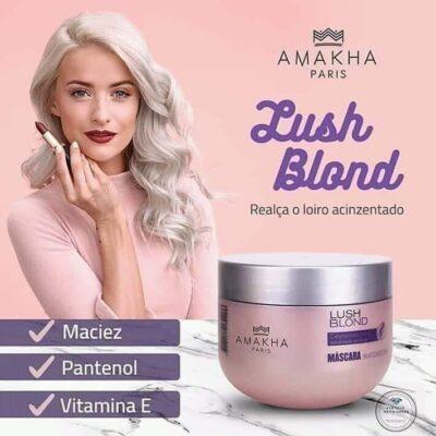 lush Blond Amakha Paris